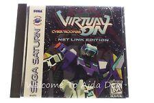 Virtual OnTM Netlink Edition Sega -1997 CD