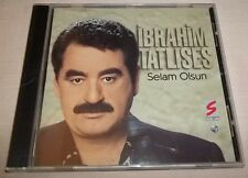 Selam Olsun by Ibrahim Tatlises (CD, Jan-2001, Nese/universal Turke) VGG