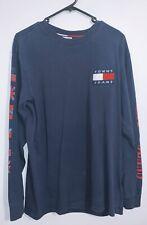 Tommy Hilfiger Long Sleeve T-Shirt (M) Fits (L)