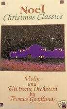 Noel Christmas Classic Thomas Goodlunas Cassette 1988