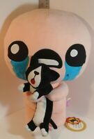 """The Binding of Isaac - Hugs Cat - Crying Plush Toy Stuffed Doll 13"""" NWT"""