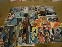 #FR-112 -  LOT of 45 MODERN AGE INDEPENDENT comic books - NICE SHAPE