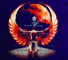"Manny Pacquiao World Boxing Champion - ""Wings"" T-Shirt - Size XL -  Cotton Blend"