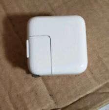 OEM APPLE WALL BLOCK CHARGER NOS AUTHINTIC A 1401  iPad iPhone Ipod charger