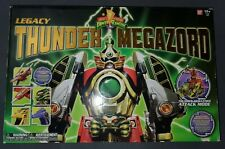 BANDAI MIGHTY MORPHIN POWER RANGERS LEGACY THUNDER MEGAZORD ACTION FIGURE NEW
