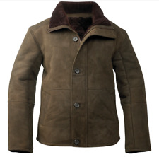 Men's Sheepskin Jacket - THE ALEXANDER