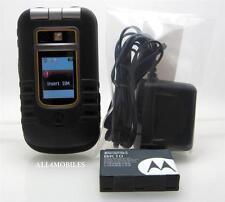 Motorola i686 Black IDEN Cell Phone Unlocked Nextel, Grid, Iconnect, etc.