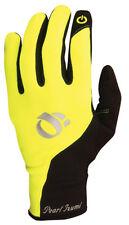 Pearl Izumi Women's Thermal Conductive Bike Gloves Screaming Yellow - Large