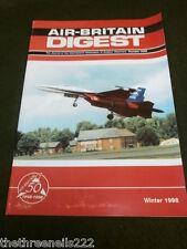 AIR BRITAIN DIGEST - WINTER 1998 - ROMANIA AIR ARM