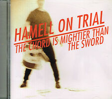 CD album: Hamell on Trial: the chord is mighter than the sword. mercury. indie