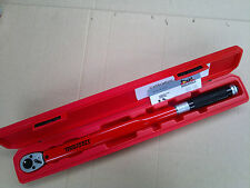 "TENG TOOLS TORQUE WRENCH 1/2"" DRIVE 70 - 350Nm (50-250Ft/Lb) 1292AG-E4."