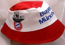 Bayern München + Fischerhut + Sonnenhut + Mütze + Cap + 70er Jahre + Die Bullen