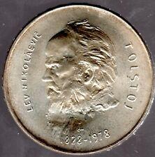 "San Marino 1000 Lira 1978 ""Tolstoi"" in Stempelglanz"