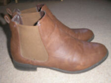 Unbranded Elasticated Low Heel (0.5-1.5 in.) Boots for Women