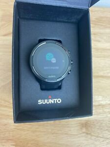 Suunto 9 BARO Black Gen 1 - GPS HR Heart Rate Barometer Smart Fitness Watch
