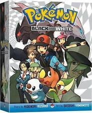 USED (GD) Pokemon Black and White Box Set by Hidenori Kusaka