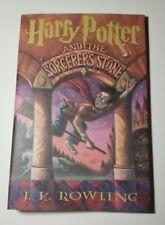 Harry Potter & The Sorcerer's Stone J.K. Rowling 1st/1st BCE FINE Condition