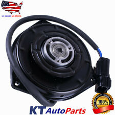A/C Passenger Side Condenser Fan Motor Right For Geo Prizm Supra Paseo Tercel