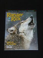 Ranger Rick Magazine - November 2008 - Wolves