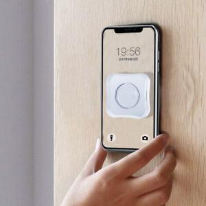Nano Magic Paste Phone Holder Sticky Gel Pad Desktop Car Sticker Phone Stand UK
