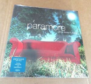 Sealed Paramore All We Know Is Falling Vinyl LP Sealed No Reserve