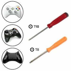 T8 T10 Torx Security Tamperproof Screwdriver Tool for Xbox One 360 PS3 PS4