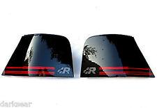 VW GOLF 4 IV R32 GTI JUBI Schwarz Weiß Rote US Rückleuchten R Line Heckleuchten