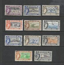 Pre-Decimal Elizabeth II (1952-Now) Bahamian Stamps (Pre-1973)