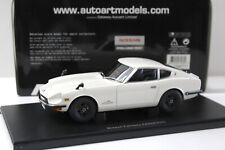 1:18 AUTOart Nissan Fairlady Z432 (PS30) RHD white