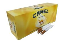CAMEL 800 King Size Empty Filter Tubes (4 boxes x 200) Fine Quality