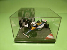 QUARTZO WILLIAMS FW158 WORLD CHAMPION 1993 - F1 ALAIN PROST - GREEN 1:43 - NMIB