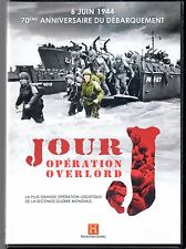 DVD Jour J Operation Overlord   Documentaire   Lemaus