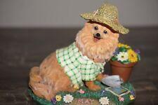 Danbury Mint May Pomeranian Perpetual Calendar Dog of the Month
