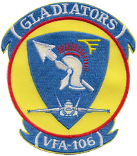 Strike Fighter Escadron 106 VFA-106 États-Unis Bleu Marine USN patch brodé