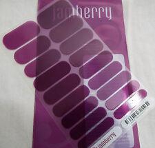 Jamberry Boysenberry (Tint) A700  Full Sheet  Retired Design