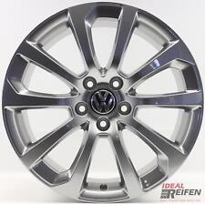 VW Touran 1T 18 Zoll Alufelgen Original Audi Felgen 10-Speichen-Design NEU OEM