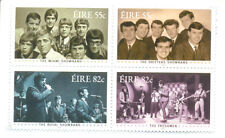 Ireland-Showbands set mnh (2034/7)-The Drifters-Freshmen-Miami Showband