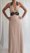 Temperley London Long Silk Blush Sample Alexandria Dress Size UK 8 ,....A