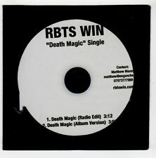 (GL23) RBTS Win, Death Magic - DJ CD