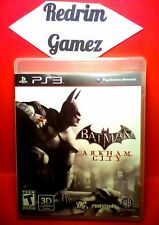 Batman Arkham City PS3 Video Games