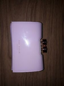 Ted Baker Mini Bobble Pink Patent Leather Purse