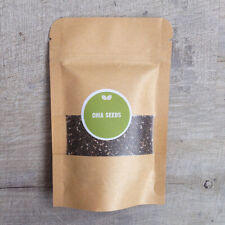 200g Chia Seeds - Superfood Natural Weight Loss Detox Vegan Organic Gluten Free