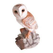 New boxed John Beswick Barn Owl bird figure ornament JBB22