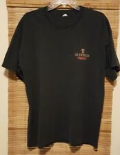 Guiness Beer Black Tee T Shirt Size XL