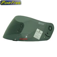 ICON Proshield IC-02 FOG-FREE Shield/Visor Dark Smoke For AIRFRAME,ALLIANCE