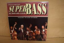 CPR 74018 - Super Bass - Ray Brown & John Clayton - Limited Edition Seq # 1735