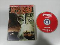 Guardiani de La Notte Nightwatch DVD Castellano English Horror Regione 2