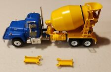 Athearn Mack R Cement Mixer Truck Ready Mix 1:87 Scale HO Discontinued NEW Open