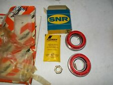 Set Bearing Front Wheel Renault 5 Alpine Turbo 81-85 35X72X17