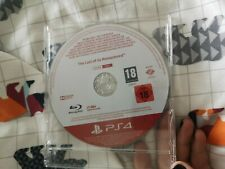 The Last of Us Remastered PS4 Promo Copy RARE